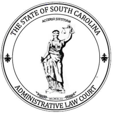 SC Administrative Law Court - Decision Search